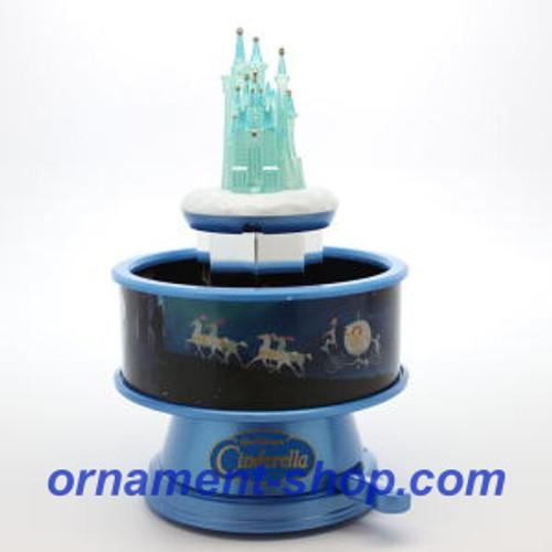 2019 Disney - Cinderella - Bibbidi-Bobbidi-Boo Hallmark ornament (QXD6319)