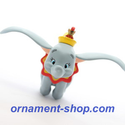 2019 Disney - Dumbo - When I See an Elephant Fly Hallmark ornament (QXD6297)