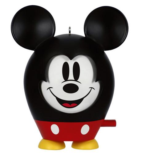 2019 Disney - Face to Face - Mickey Mouse Hallmark ornament (QXD6209)