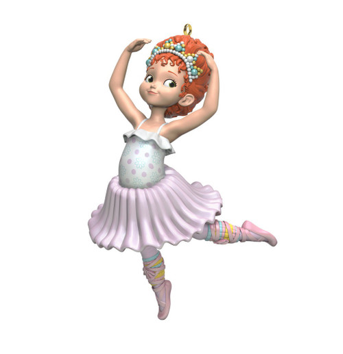 2019 Disney - Fancy Nancy - Budding Ballerina Hallmark ornament (QXD6477)