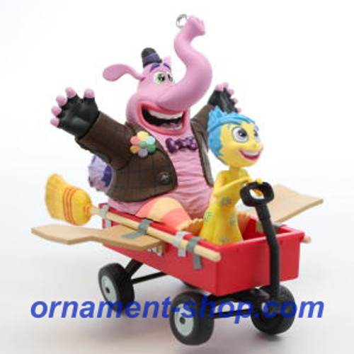 2019 Disney - Inside Out - Bing Bong Saves the Day  Hallmark ornament (QXD6377)