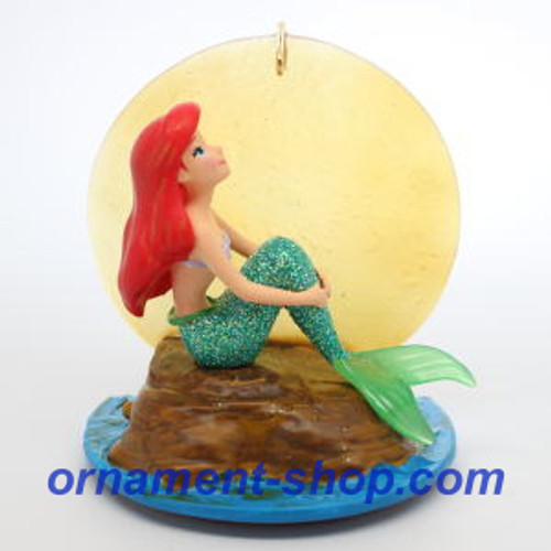 2019 Disney - Part of Your World - Little Mermaid Hallmark ornament (QXD6339)