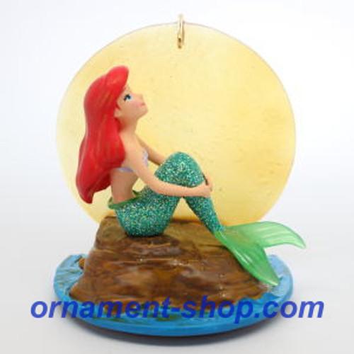 2019 Disney - Part of Your World - Little Mermaid Hallmark ornament (QXD6339)