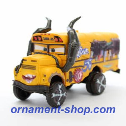 2019 Disney - Pixars - Cars 3 - Miss Fritter Hallmark ornament (QXD6367)