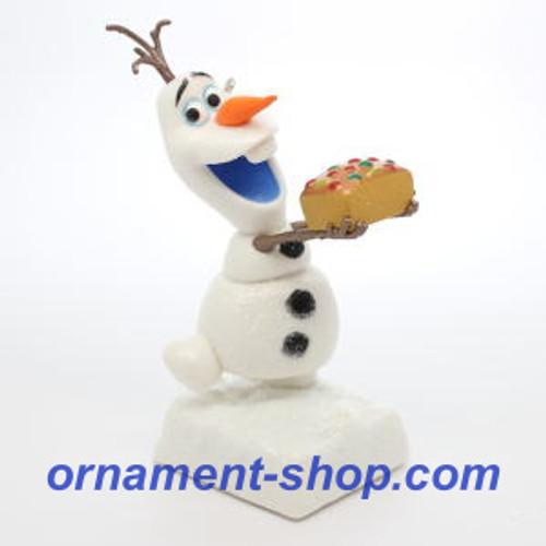 2019 Disney - That Time of Year - Olaf's Frozen Adventure Hallmark ornament (QXD6349)
