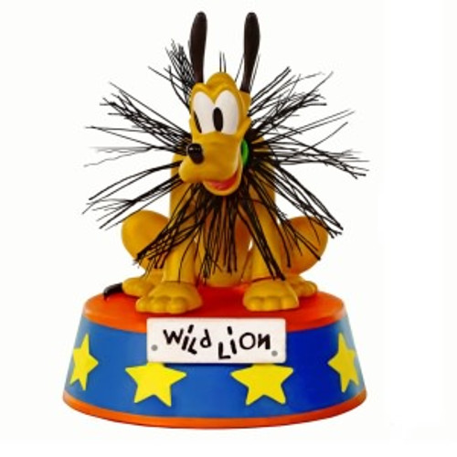 2019 Disney - Wild Lion - Ltd - Pluto Hallmark ornament (QXE3127)