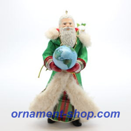 2019 Father Christmas #16 Hallmark ornament (QXR9147)