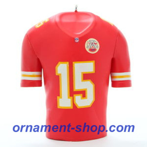 2019 Football - Patrick Mahomes II - Jersey (QXR1169)