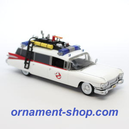 2019 Ghostbusters - ECTO-1 (QXI3639)