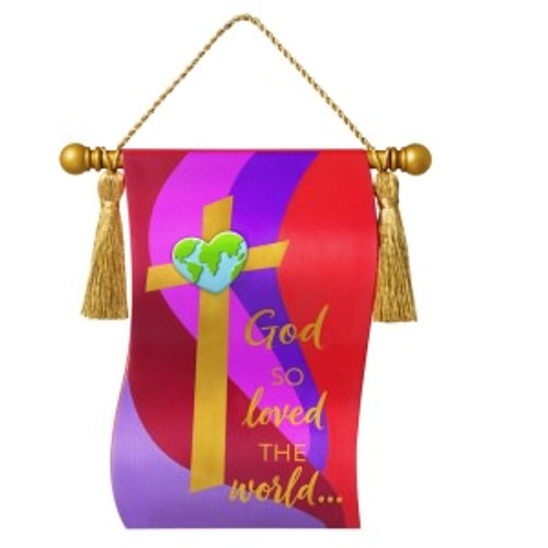 2019 God's Love - Dayspring Hallmark ornament (QGO2419)