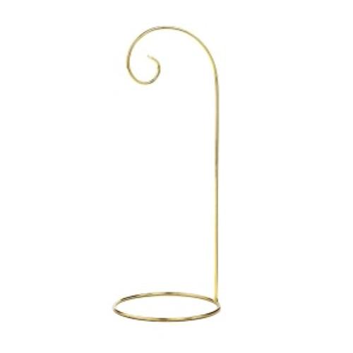 2019 Gold Ornament Display Stand Hallmark ornament (QSB6126)