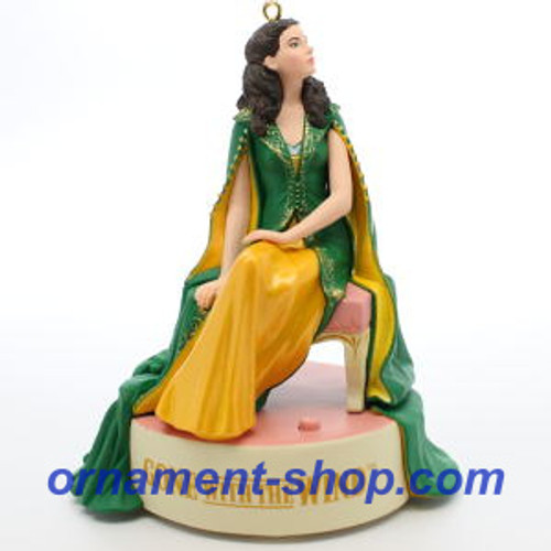 2019 Gone With the Wind - One Door Closes Hallmark ornament (QXI3247)