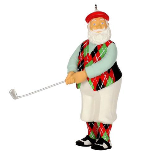 2019 Good-Looking Golfer Hallmark ornament (QGO2289)