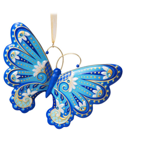 2019 Graceful Butterfly Hallmark ornament (QK1257)