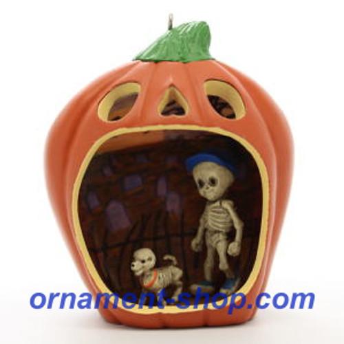 2019 Halloween - Happy Halloween #7 Hallmark ornament (QFO5257)