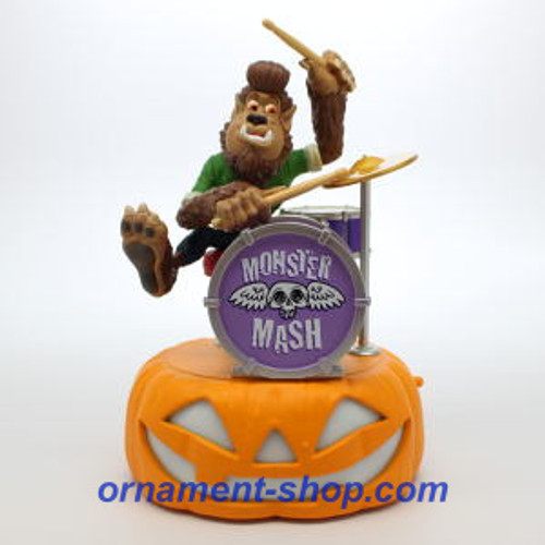 2019 Halloween - Monster Mash Collection - Wolfgang on Drums (QFO5269)