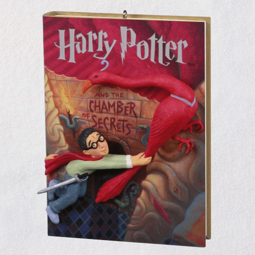 2019 Harry Potter and The Chamber of Secrets Hallmark ornament (QXI3869)