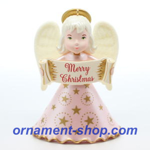 2019 Heirloom Angels #4 Hallmark ornament (QXR9069)