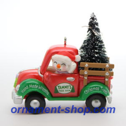2019 Holiday Parade #1 Hallmark ornament (QXR9469)