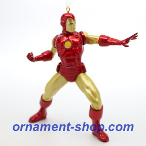 2019 Iron Man Hallmark ornament (QXI3529)