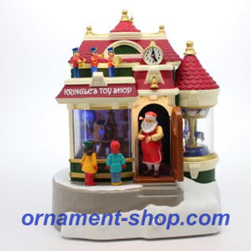 2019 Kringle's Toy Shop Hallmark ornament (QGO2187)