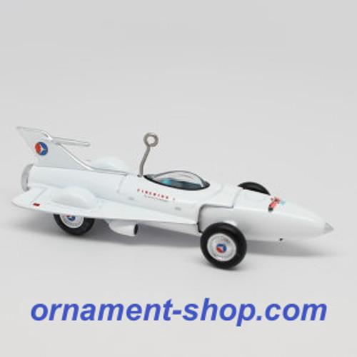 2019 Legendary Concept Cars #2 - 1953 Firebird I Hallmark ornament (QXR9107)