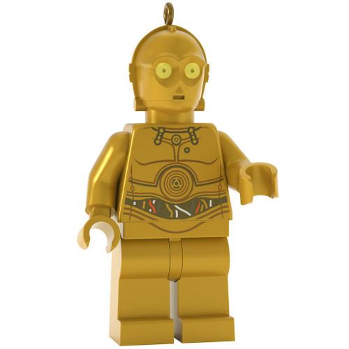 2019 Lego Star Wars - C-3PO Hallmark ornament (QXI3687)