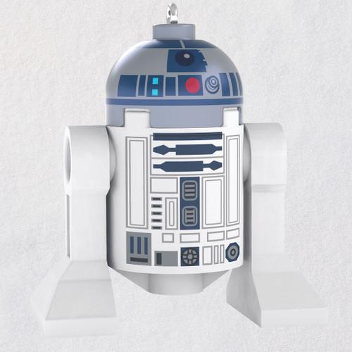 2019 Lego Star Wars - R2-D2 Hallmark ornament (QXI3689)