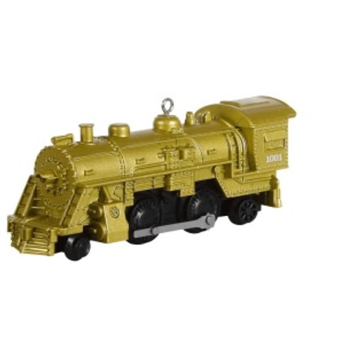 2019 Lionel - Ltd - 1001 Scout Locomotive Hallmark ornament (QXE3177)
