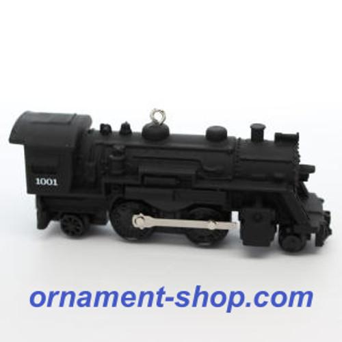 2019 Lionel #24 - 1001 Scout Locomotive Hallmark ornament (QXR9119)