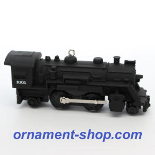 2019 Lionel #24 - 1001 Scout Locomotive Hallmark ornament (QXR9119)