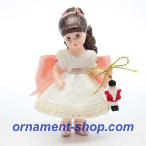 2019 Madame Alexander #24 - Clara in the Nutcracker Hallmark ornament (QXR9049)