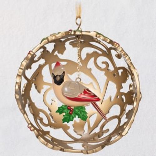 2019 Majestic Lady Cardinal - Ltd Hallmark ornament (QXE3237)