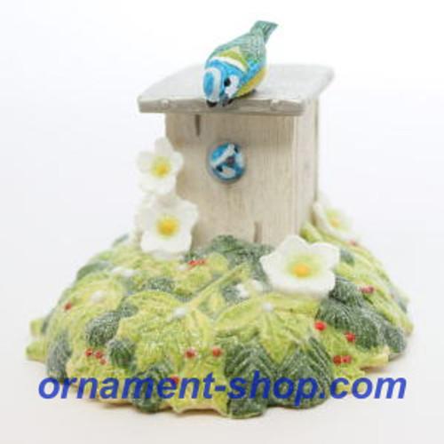 2019 Marjolein's Garden #6 - Home Tweet Home Hallmark ornament (QXR9117)