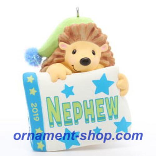 2019 Nephew Hallmark ornament (QGO2107)