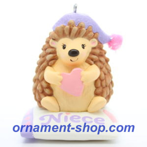 2019 Niece Hallmark ornament (QGO2109)