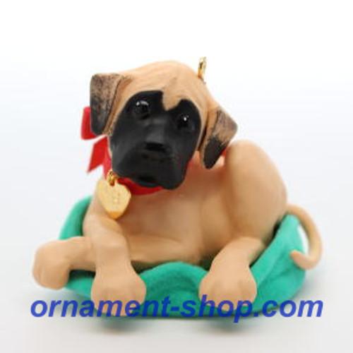 2019 Puppy Love #29 - Great Dane Hallmark ornament (QXR9019)