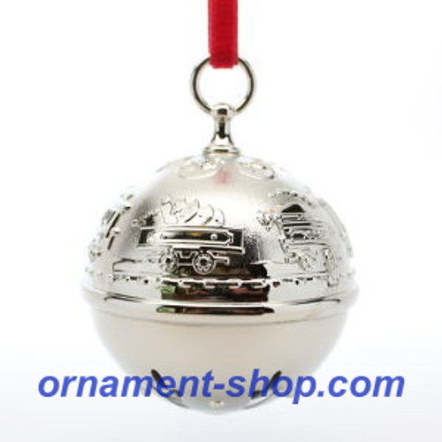 2019 Ring in the Season #5 Hallmark ornament (QK1227)