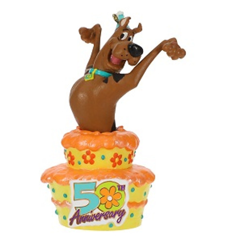 2019 Scooby Doo - 50th Anniversary