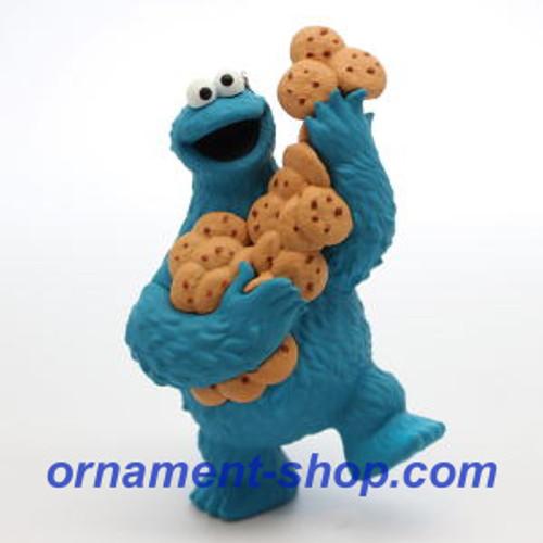 2019 Sesame Street - Cookie Monster Hallmark ornament (QXI3729)