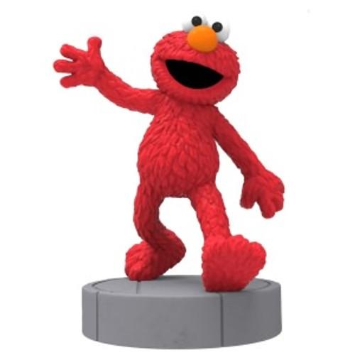 2019 Sesame Street - Elmo Hallmark ornament (QXI3719)