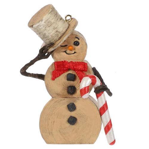 2019 Snow Gentleman Hallmark ornament (QGO2329)