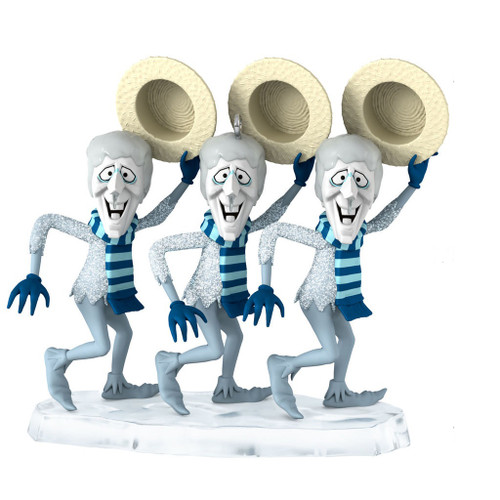 2019 Snow Miser Chorus - The Year Without a Santa Claus Hallmark ornament (QXI3347)
