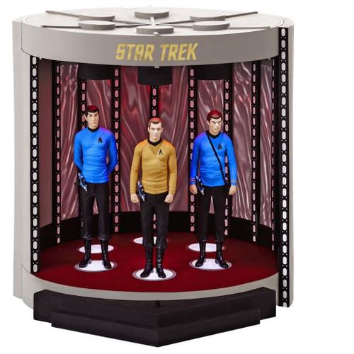 2019 Star Trek - The Transporter - Tabletop Hallmark ornament (QXI3669)
