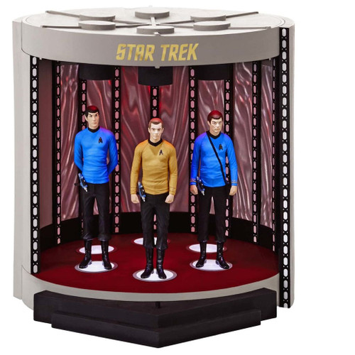2019 Star Trek - The Transporter - Tabletop Hallmark ornament (QXI3669)