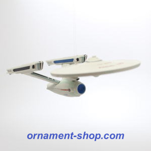 2019 Star Trek 40th Anniversary - U.S.S. Enterprise NCC-1701 (QXI3659)
