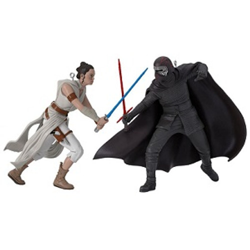 2019 Star Wars - Episode IX - Set of 2 (QXI3637)