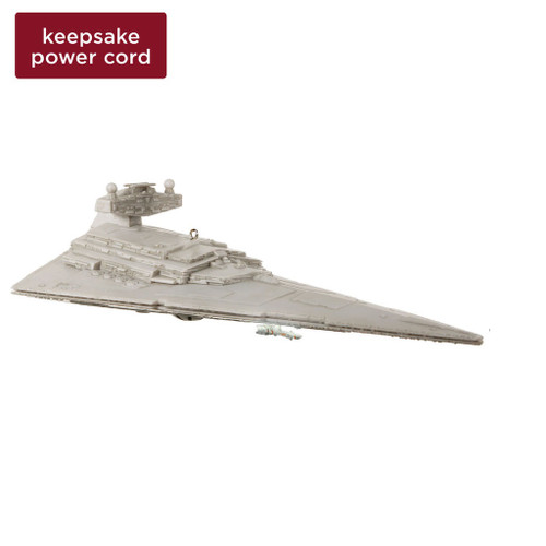 2019 Star Wars - Storyteller - Imperial Star Destroyer Hallmark ornament (QXI1017)