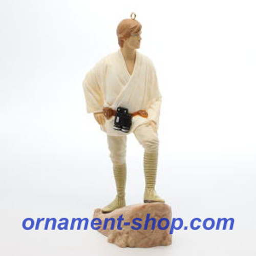 2019 Star Wars #23 - Luke Skywalker - A New Hope Hallmark ornament (QXI3617)