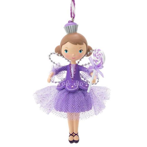 2019 Sugar Plum Fairy - Nutcracker Sweet #1 - Club Hallmark ornament (QXC5388)
